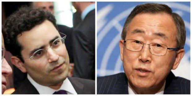 collage Hillel Neuer Ban Ki-moon