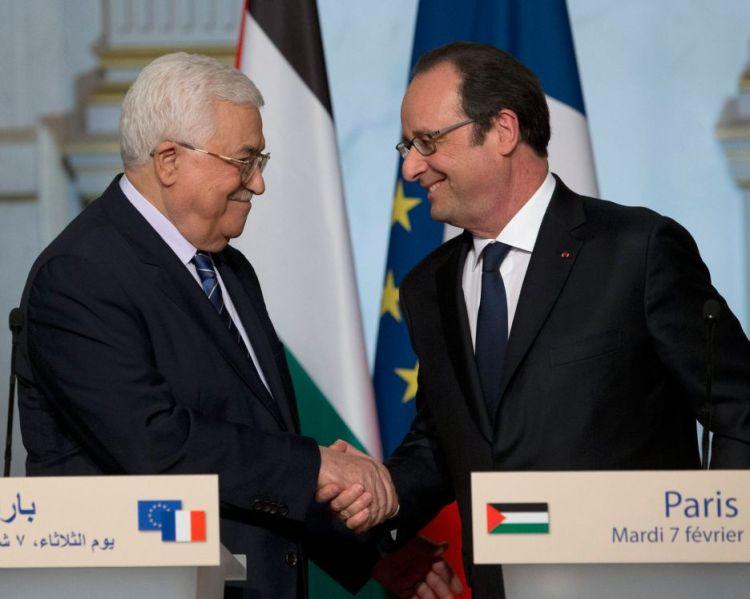 Abbas pide al mundo reconocer un Estado palestino