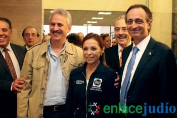 18-MAYO-2017-JOSEFINA VAZQUEZ MOTA EN LA COMUNIDAD SEFARADI-127