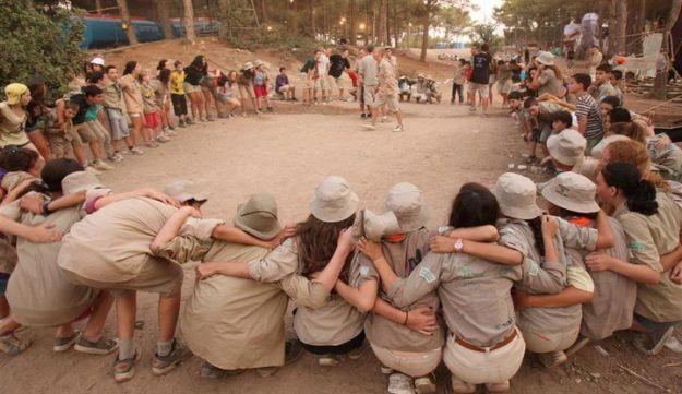 Scouts israelíes buscarán promover el diálogo con los árabes a través de un viaje