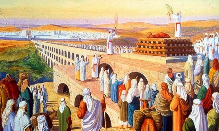 17 de Tamuz: el sacrificio (qorbán) diario en el Templo de Jerusalén