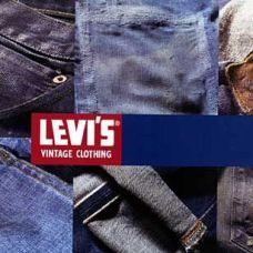 1996 RETRO CHIC La historia de Levi's® se mantiene viva mediante el lanzamiento de la línea de ropa Levi's® Vintage, que reproduce fielmente los ajustes, las telas y las características de las prendas históricas de Levi's®.