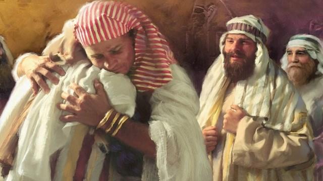 Vaygash: la prueba de hermandad