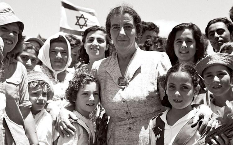 10 datos que no sabías sobre Golda Meir