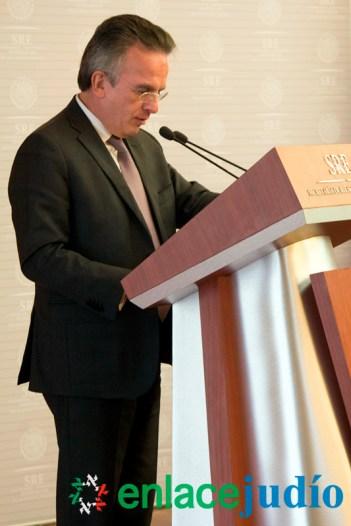 29-ENERO-2018-CONMEMORACION A LAS VICTIMAS DEL HOLOCAUSTO EN LA SECRETARIA DE RELACIONES EXTERIORES-32