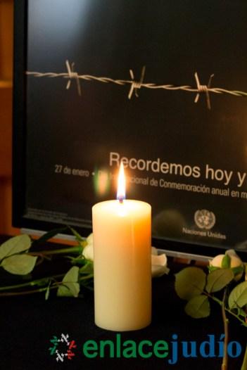 29-ENERO-2018-CONMEMORACION A LAS VICTIMAS DEL HOLOCAUSTO EN LA SECRETARIA DE RELACIONES EXTERIORES-5