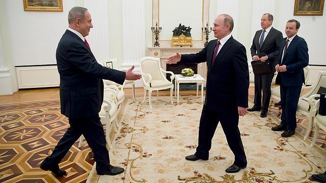 El mensaje de Netanyahu a Putin: La hegemonía iraní también amenaza a Rusia