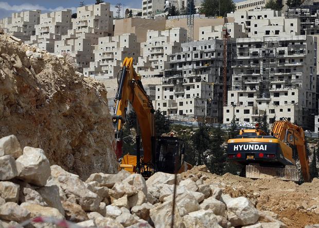 Israel aprueba la construcción de 1,122 nuevas viviendas en Cisjordania