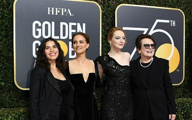 Las damas judías se roban el show en los Globos de Oro