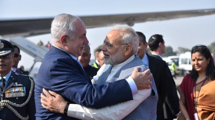 La visita de Netanyahu a la India se centrará en cuestiones económicas