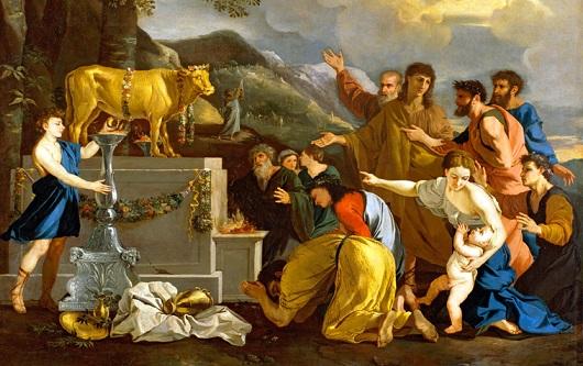Siete preceptos de Bené Nóaj: ¿Qué es la idolatría?