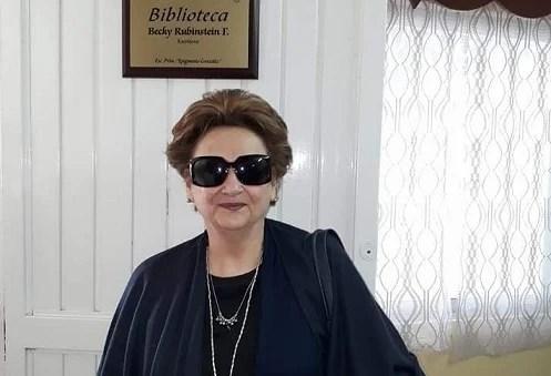 Inauguran biblioteca a nombre de Becky Rubinstein en escuela de  Querétaro