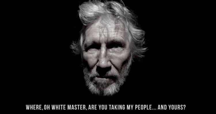 Recita el músico Roger Waters poema palestino contra Israel