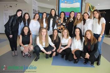 17-ABRIL-2018-INAUGURACION DEL MUSEO MAJSHAVA GLUYA KINDER DEL COLEGIO HEBREO TARBUT-2
