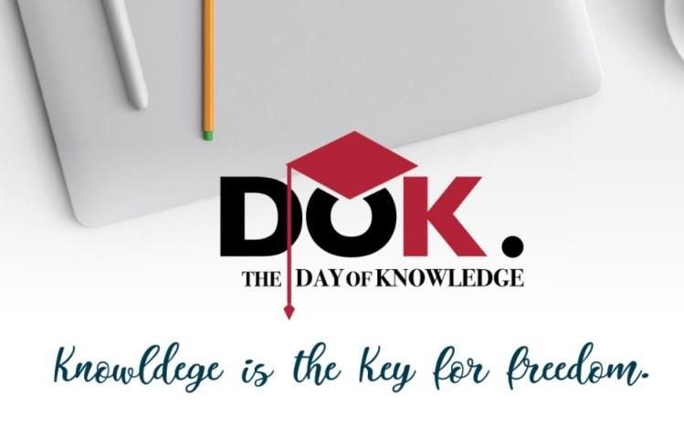 ¡Asiste de forma completamente gratuita a The Day of Knowledge!