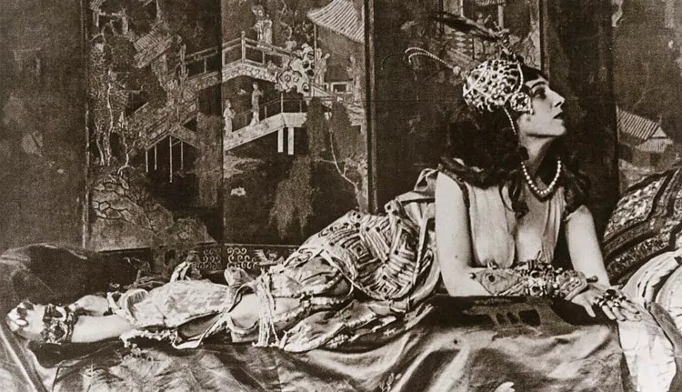 Ida Rubinstein, la mujer del Bolero de Ravel