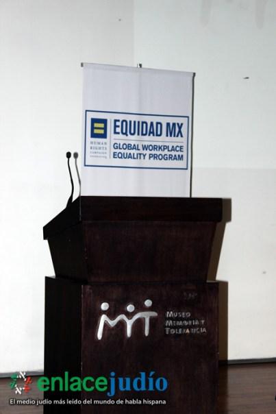 25-MAYO-2018-HUMAN RIGHTS CAMPAIGN FOUNDATION ENTREGA RECONOCIMIENTO AL MUSEO MEMORIA Y TOLERANCIA-17