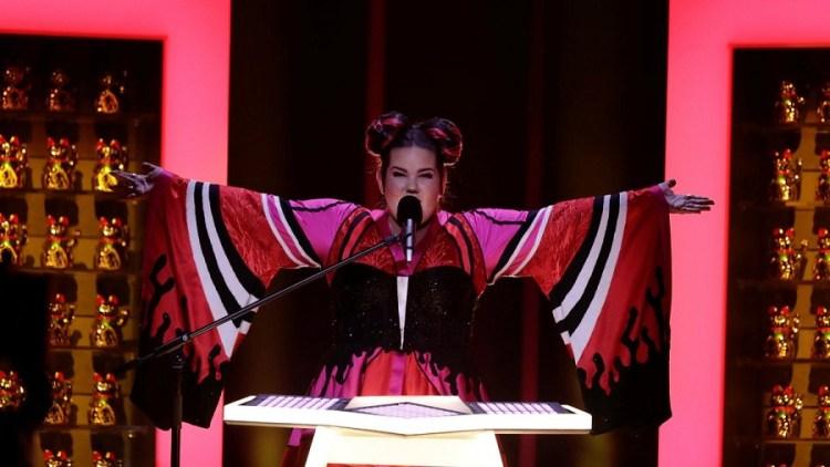 ¡Netta Barzilai corona a Israel en Eurovision!