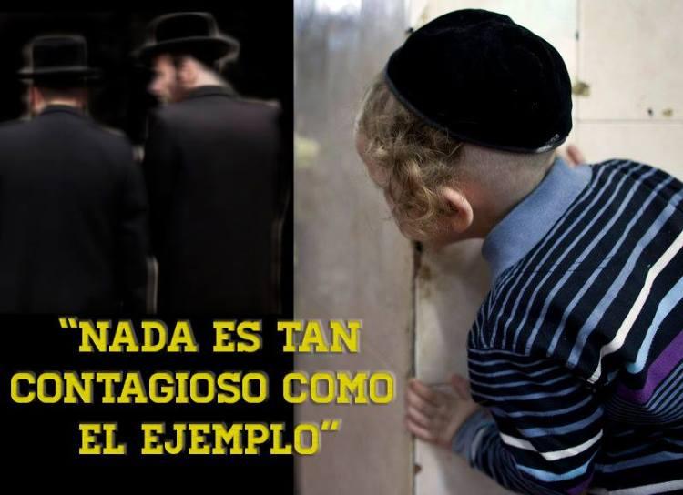 """""""Nada es tan contagioso como…"""" – La Frase Judía del día"""