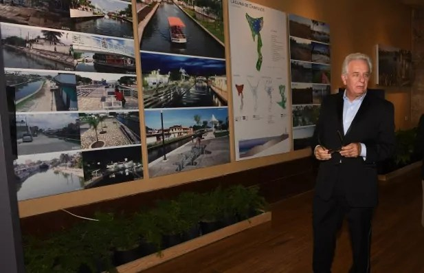Mario Schjetnan presenta exposición que muestra una distinta manera de construir el hábitat