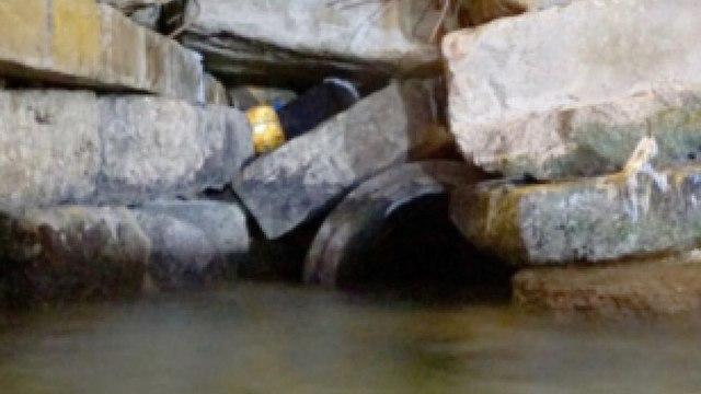 Destruyen las FDI tunel acuático de Hamás en Gaza