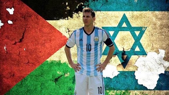 El Centro Wiesenthal lamenta la suspensión del partido amistoso Argentina – Israel bajo amenaza palestina