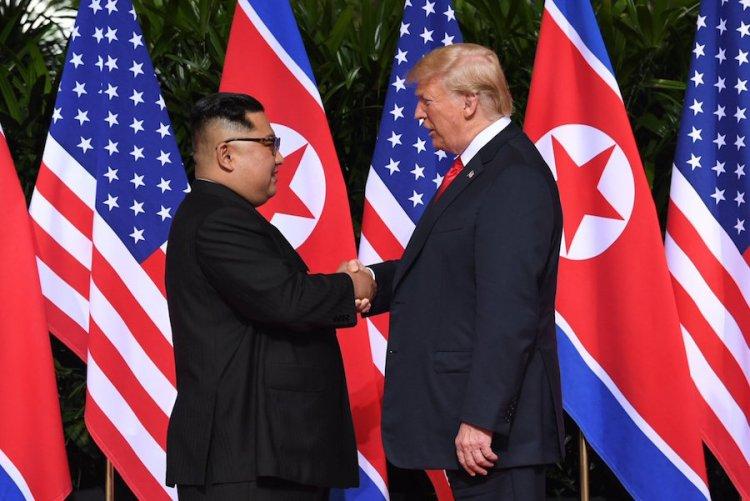 """Netanyahu felicita a Trump por """"histórica cumbre"""" con Kim Jong-un"""