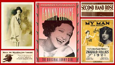 Cuando Fanny Brice pasó a ser Funny Girl