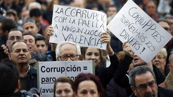 Corrupción constituyente