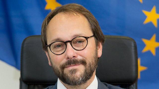 """Diplomático de la UE: """"apesta a racismo"""" el proyecto de ley del Estado-nación del pueblo judío"""