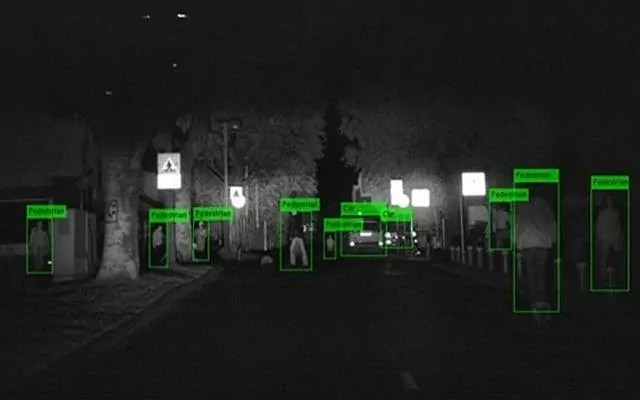 Startup israelí usa tecnología de visión nocturna del ejército para prevenir accidentes