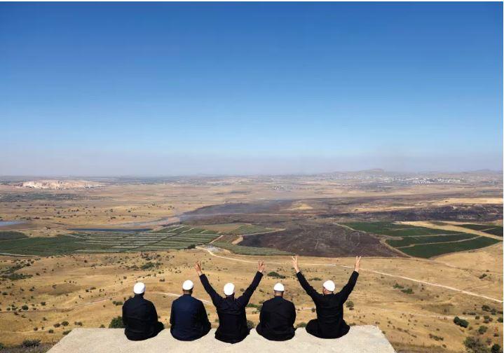 El Congreso de EE.UU. debatirá el reconocimiento del Golán