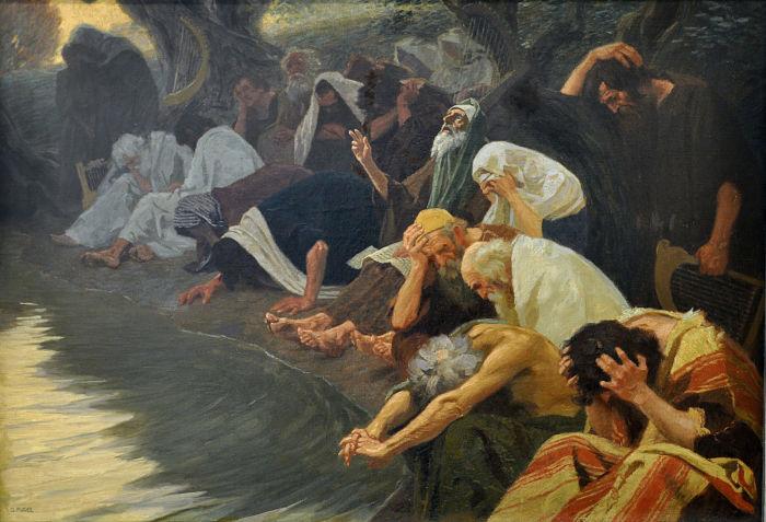 Desde el Talmud, historias del Exilio judío