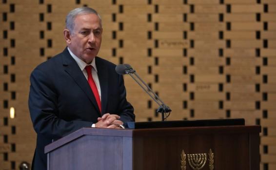 Netanyahu: Si fuerzan a Israel a la guerra, actuará con todo su poder