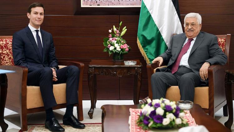 Kushner: medidas severas contra palestinos ayudarán a la paz