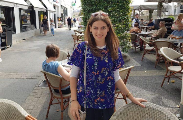 Hija de rabino ortodoxo quiere hacer historia en la política de Bélgica