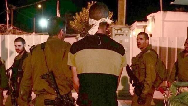 FDI capturan a terrorista que apuñaló a reservista
