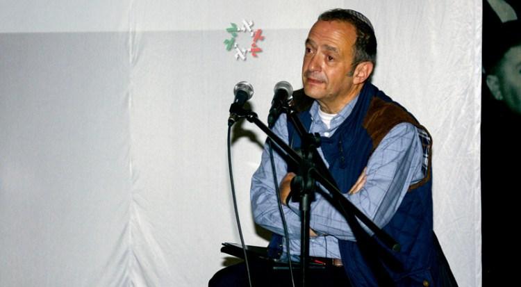 ¿Cómo saber si mi apellido es judío? – Conferencia de Alejandro Rubinstein en la Sinagoga Justo Sierra