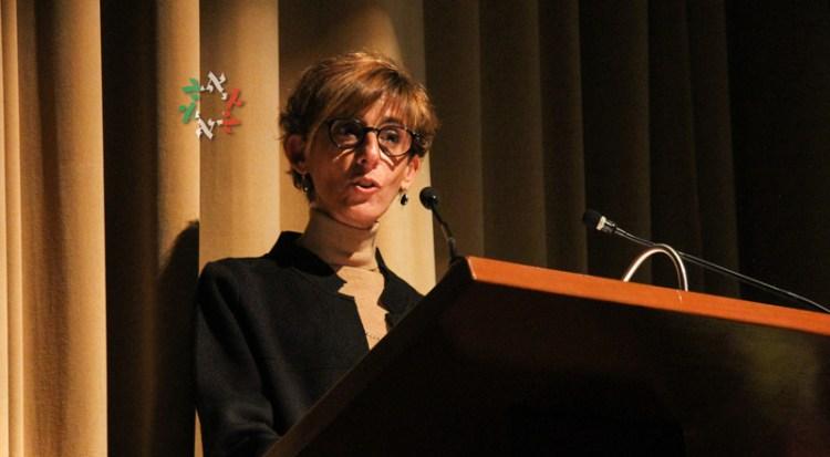 Despedida de la Directora Lila Pinto del Colegio Hebreo Maguén David