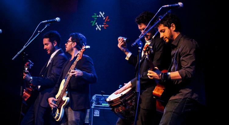 Na'amat México presenta a Los Rumberos en concierto