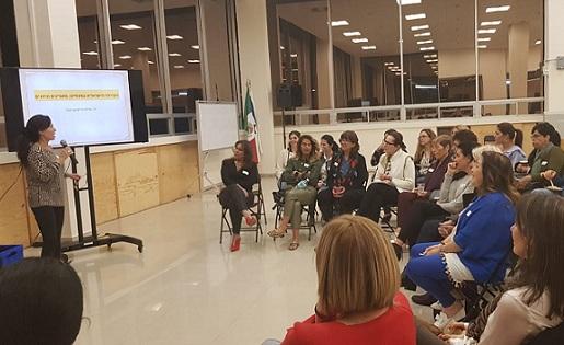 Alberga el Colegio Hebreo Tarbut el Segundo Encuentro de Mujeres Israelíes en México