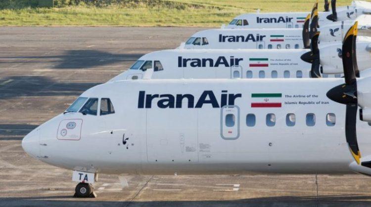 Irán, descartado en el negocio de aviones chinos de pasajeros