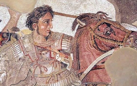 Alejandro Magno y el primer milagro de Janucá