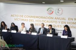 28-ENERO-2019-ACTO DE CONMEMORACION ANUAL EN MEMORIA DE LAS VICTIMAS DEL HOLOCAUSTO EN EL SENADO DE LA REPUBLICA-25