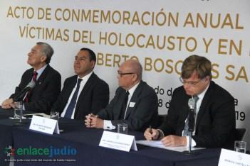 28-ENERO-2019-ACTO DE CONMEMORACION ANUAL EN MEMORIA DE LAS VICTIMAS DEL HOLOCAUSTO EN EL SENADO DE LA REPUBLICA-30