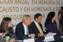28-ENERO-2019-ACTO DE CONMEMORACION ANUAL EN MEMORIA DE LAS VICTIMAS DEL HOLOCAUSTO EN EL SENADO DE LA REPUBLICA-38
