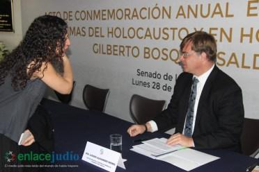 28-ENERO-2019-ACTO DE CONMEMORACION ANUAL EN MEMORIA DE LAS VICTIMAS DEL HOLOCAUSTO EN EL SENADO DE LA REPUBLICA-50