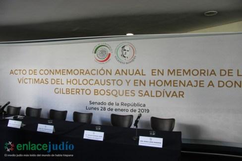 28-ENERO-2019-ACTO DE CONMEMORACION ANUAL EN MEMORIA DE LAS VICTIMAS DEL HOLOCAUSTO EN EL SENADO DE LA REPUBLICA-55