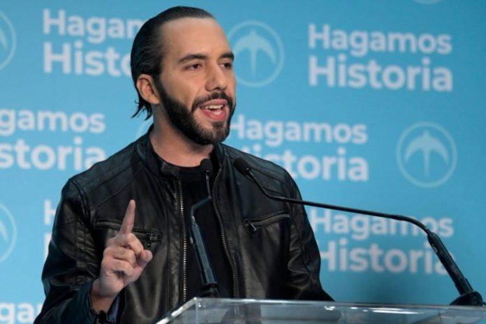 Nayib Bukele, el nuevo presidente de origen palestino de El Salvador