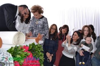 13-03-2019 DESAYUNO DE SEFER NUEVO EN LA SEDE DE YAD LAKALA 64